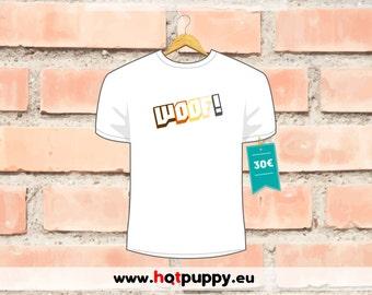 """T-Shirt """"Woof"""""""
