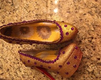 Royal revamped Heels