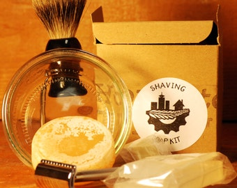 DIY Shaving Soap Kit