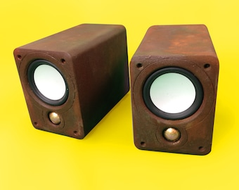 Rusty Speakers
