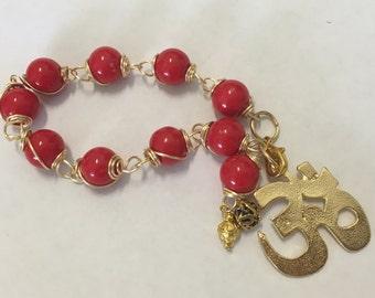 Bracelet - bracelet OM
