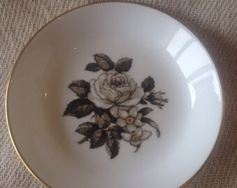 "Royal Worcester Small Plate 4"" Dish"