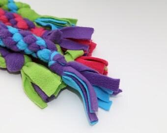 Tug rope - Fleece dog toy