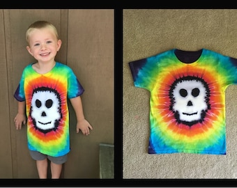 Custom Skull Tee Shirt