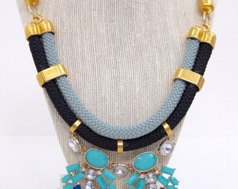 Bora Bora Elegance Statement Necklace