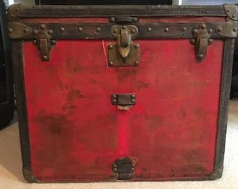 Fantastic authentic Louis Vuitton Travel Trunk