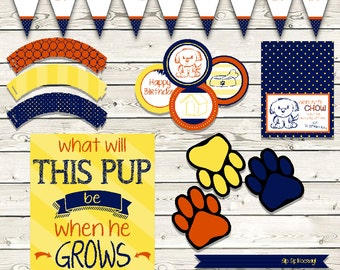 Puppy Party | Decoration Kit