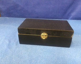 Black Jewelry - Keepsake Box