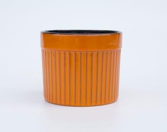 Retro Orange Erica 1015/3 ceramic Flowerpot