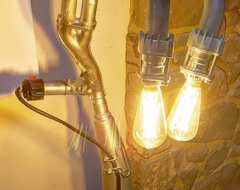 Motorcycle Exhaust Lamp