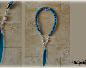 Blue squaw