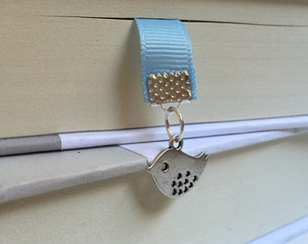 Little Bird Ribbon Bookmark