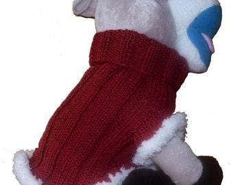 Sweater in Merino Wool and silk