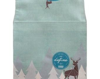 Oh Deer Interchangeable Flap