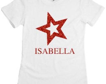 American Girl inspired shirt for girls