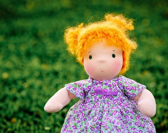 Waldorf doll Lulu