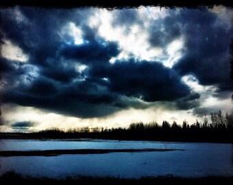 Nature, City Side Walks & Winter Landscapes