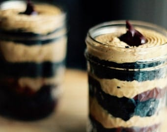 I Want S'more Cookies and Cream Six Pack - Jar Cakes