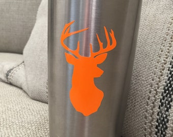 deer vinyl decal