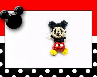 handemade keychain Mickey Mouse