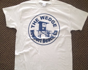 NPB Tee - The Wedge T Shirt White
