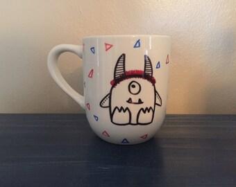 Munchsters Sal Mug