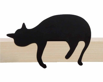 Cat's Meow - Oscar - decorative cat silhouette by Artori Design