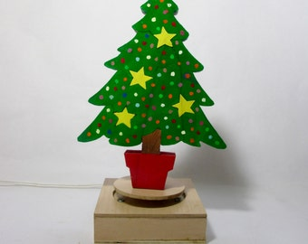 3D Sandup Christmas Tree Puzzle