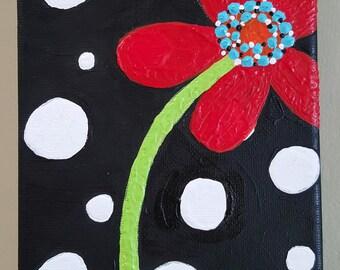 kate spade inspired Flower