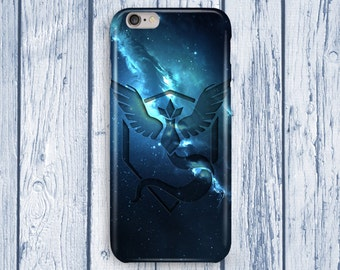 Space Marble Pokemon Mystic iPhone 6 Case iPhone 6s Plus Case Pokemon Team Case iPhone 5s Mystic Case iPhone SE Pokemon Go Case iPhone 5