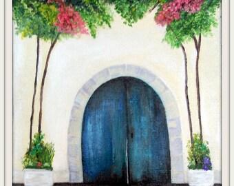 Ibiza Door