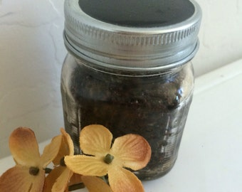 Vanilla brown sugar coffee scrub