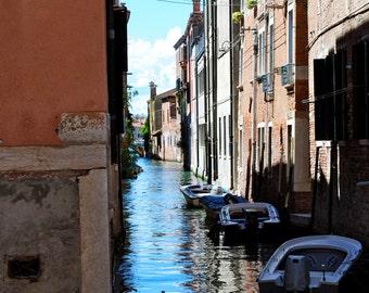Venice Boats I