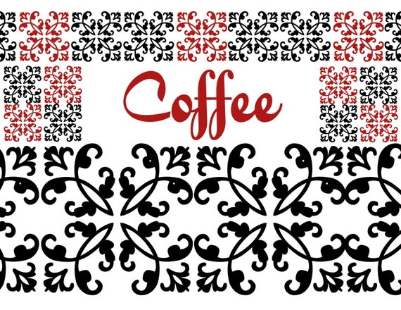 Coffee sign kitchen decor 8x10 print coffee by coffeesigns for 8x10 kitchen designs