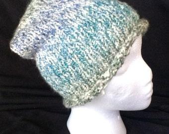 Winter Blues Hat