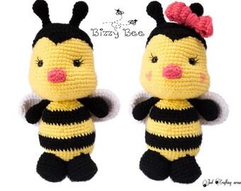 Bizzy Bee Crochet Pattern