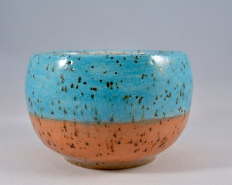 Small Speckled Ceramic Bowl