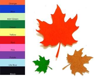 25 pack - Paper Maple Leaf, Maple Leaf Shape, Leaf Shapes, Fall Leaves