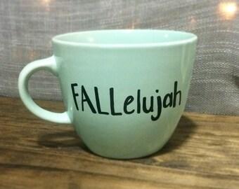 FALLelujah Mug