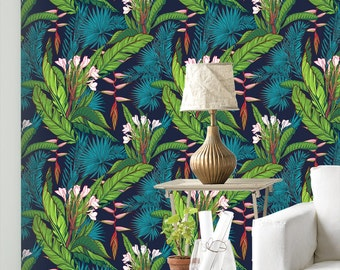 tropical bird wallpaper for walls - photo #45