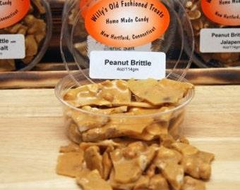 4 Pack Peanut Brittle