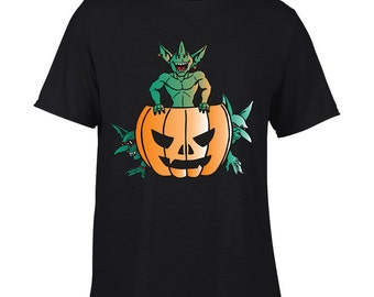 Halloween Tee Shirts Pumpkin