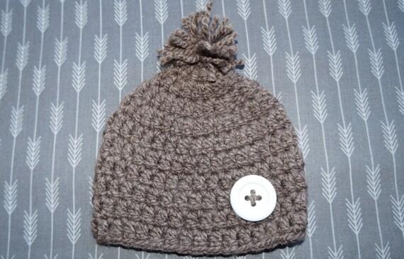 The Benjamin Baby Hat Size 0-3 M