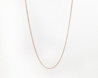 DAINTY necklace chain, Jewelry Supply, Craft Supplies, Mignon and Mignon Supply CHND-R