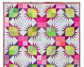 The Conkers Quilt PDF Pattern