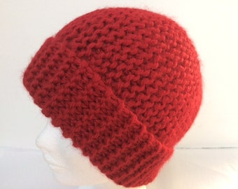 Very soft Red Hat