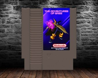 Adventures of Bass II - Action Platforming Against Do-Gooders - NES