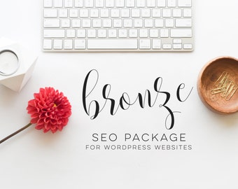 Bronze SEO Package for an Existing WordPress Website | Search Engine Optimization | WordPress SEO