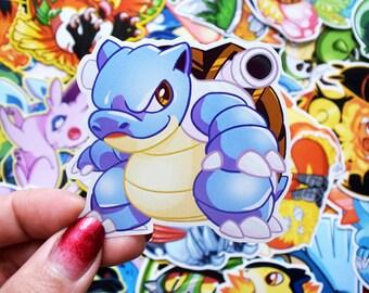 Blastoise Sticker