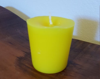 Lemongrass votive candle